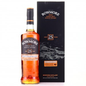 Bowmore 25 Year Old Small Batch Release