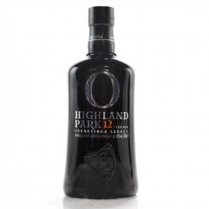 Highland Park 12 Year Old Orkneyinga Legacy