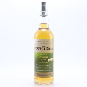 Littlemill 1989 Whisky Agency 24 Year Old / Perfect Dram