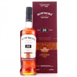 Bowmore 26 Year Old The Vintner's Trilogy II / French Oak Barrique