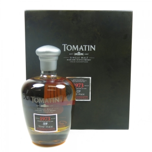 Tomatin 1973 Single Cask 36 Year Old