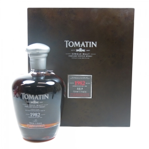 Tomatin 1982 Single Cask 28 Year Old