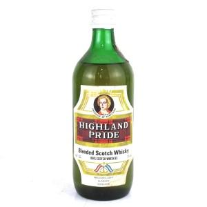 Highland Pride Scotch Whisky 1960/70s