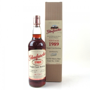Glenfarclas 1989 Single Cask #11462