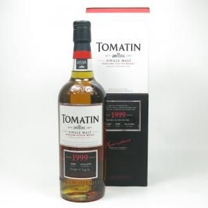 Tomatin 1999 Tempranillo Wine Cask Finish