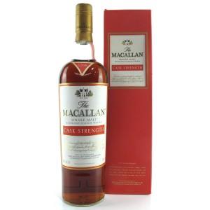 Macallan Cask Strength 58.5% 75cl / US Import