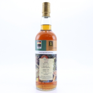 Littlemill 1988 Whisky Agency 25 Year Old / Three Rivers Tokyo