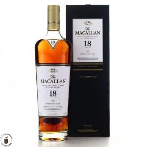 Macallan 18 Year Old Sherry Oak 2020 Release