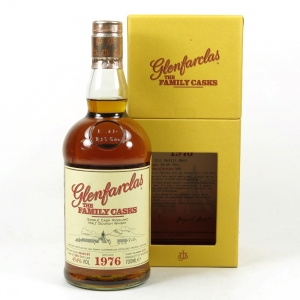 Glenfarclas 1976 Family Cask #3111