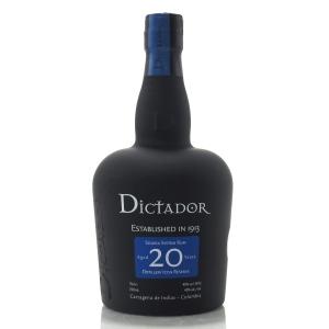 Dictador 20 Year Old Distillery Icon Reserve