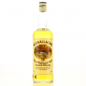 Glenallachie 1970 12 Year Old