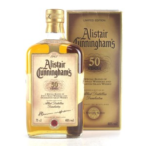 Alistair Cunningham's Limited Edition / 50 Years