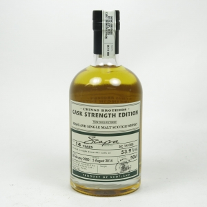 Scapa 2000 Cask Strength 14 Year Old Batch #008