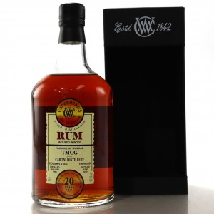 Caroni TMCG 1998 Cadenhead's 20 Year Old Rum / The Nectar