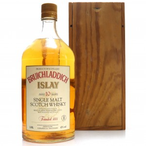 Bruichladdich 10 Year Old 2 Litre 1990s / Corade Import
