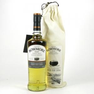 Bowmore Feis Ile 2014 Bourbon Cask Signed