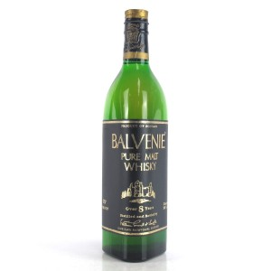 Balvenie 8 Year Old Pure Malt 1970s