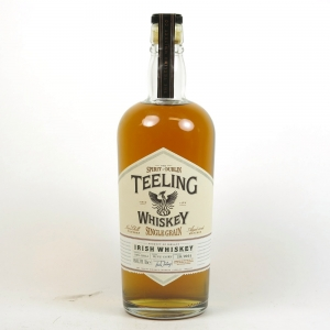 Teeling Single Grain Front