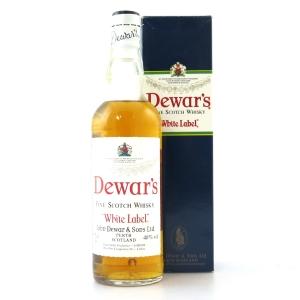 Dewar's White Label 1980s