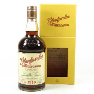 Glenfarclas 1970 Family Cask #566