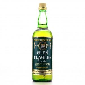 Glen Flagler 12 Year Old Pure Malt 1980s