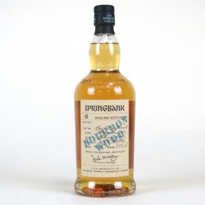 Springbank 1991 Bourbon Wood 12 Year Old