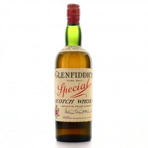 Glenfiddich Special Pure Malt circa 1940s
