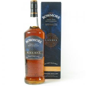 Bowmore Black Rock 1 Litre front