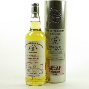 Clynelish 1997 Signatory 17 Year Old Front