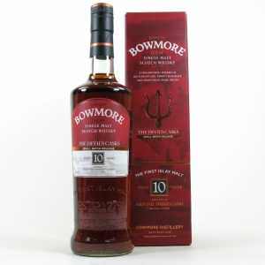 Bowmore Devil's Cask 10 Year Old Batch #1