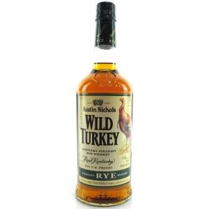 Wild Turkey 101 Proof Kentucky Straight Rye