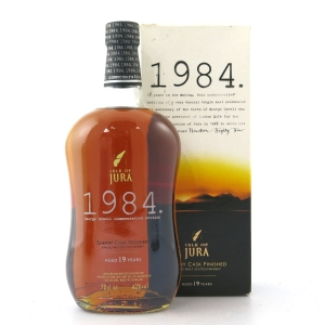 Jura 1984 19 Year Old