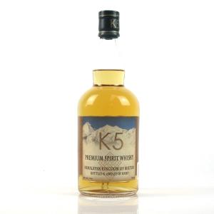 K5 Premium Spirit Whisky 75cl / US Import