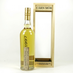 Ledaig 1997 Carn Mor 17 Year Old
