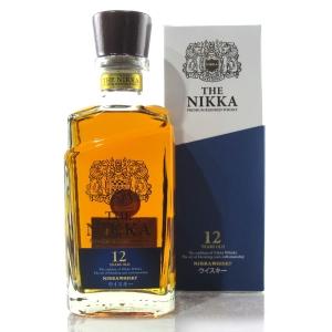 Nikka 12 Year Old Premium