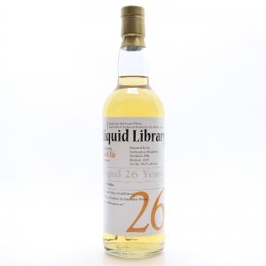 Caol Ila 1984 Whisky Agency 26 Year Old / Liquid Library