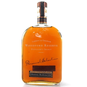 Woodford Reserve Distiller's Select Personal Selection / Dominic Roskrow