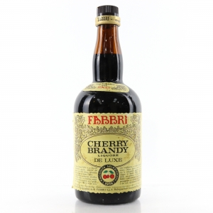 Fabbri Cherry Brandy De Luxe 1970s