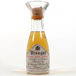Draught Vatted Malt Whisky 1980s