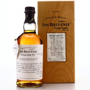 Balvenie 1971 Single Cask #8921