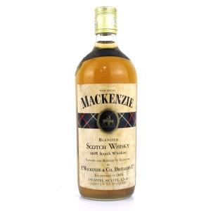 Real MacKenzie Scotch Whisky 1960s