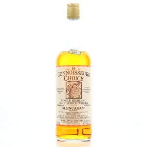 Glencadam 1974 Gordon and MacPhail 16 Year Old 75cl / US Import