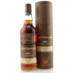Glendronach 2003 Single Cask 11 Year Old #712 / Aberdeen Whisky Shop