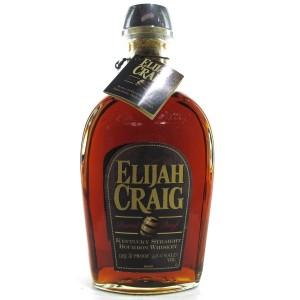 Elijah Craig Barrel Proof Bourbon 2016 Release / Batch #A116