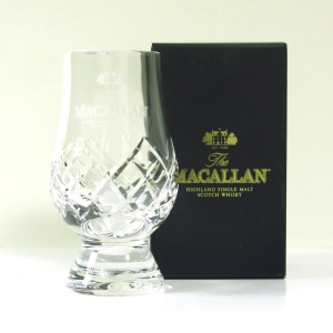 Macallan Branded Glencairn Glass