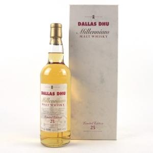 Dallas Dhu 1974 Millennium 25 Year Old