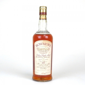 Bowmore 1971 21 Year Old 75cl / US Import