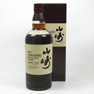 Yamazaki Sherry Cask 2009 (First Release) Front