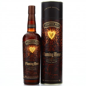 Compass Box Flaming Heart 2018 Limited Edition