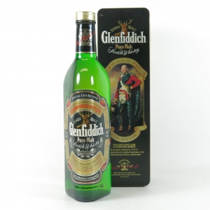 Glenfiddich Clans of the Highlands / Clan Sinclair front